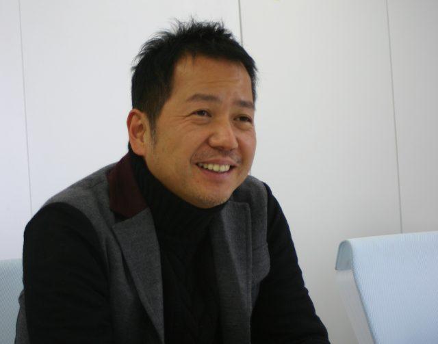 アシックスジャパン庄田良二取締役ライフスタイル事業部長