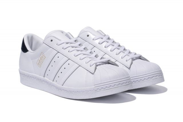 adidas Originals for BEAUTY&YOUTH / Superstar 80V BY(1万8000円+税)