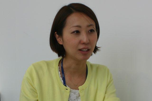 アシックスランニングクラブコーチの池田美穂さん