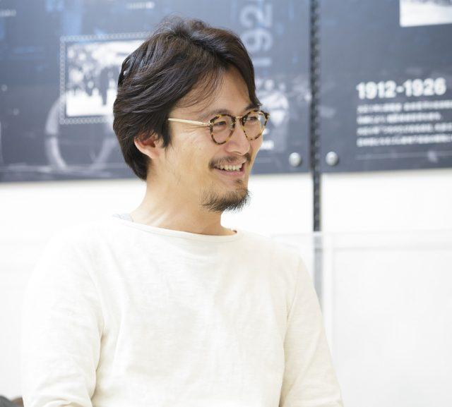 ムーンスター カテゴリーマネージャー松永健太氏