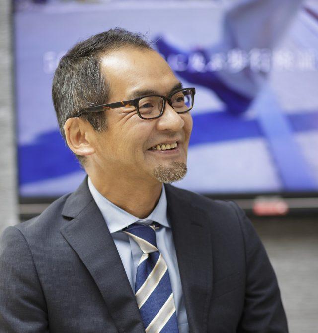 ツインスター代表取締役社長 松浦隆さん