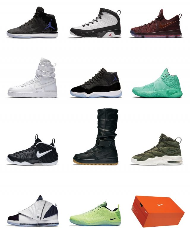 「12 SOLES」コレクション
